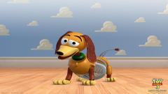 Toy Story Slinky Dog Wallpaper 49248