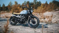 Triumph Bonneville Bike Widescreen Wallpaper 49584