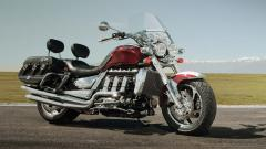 Triumph Rocket Bike Wallpaper 49590