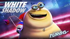 Turbo Movie White Shadow Wallpaper 49227