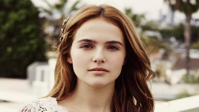 Zoey Deutch Wallpaper 55401