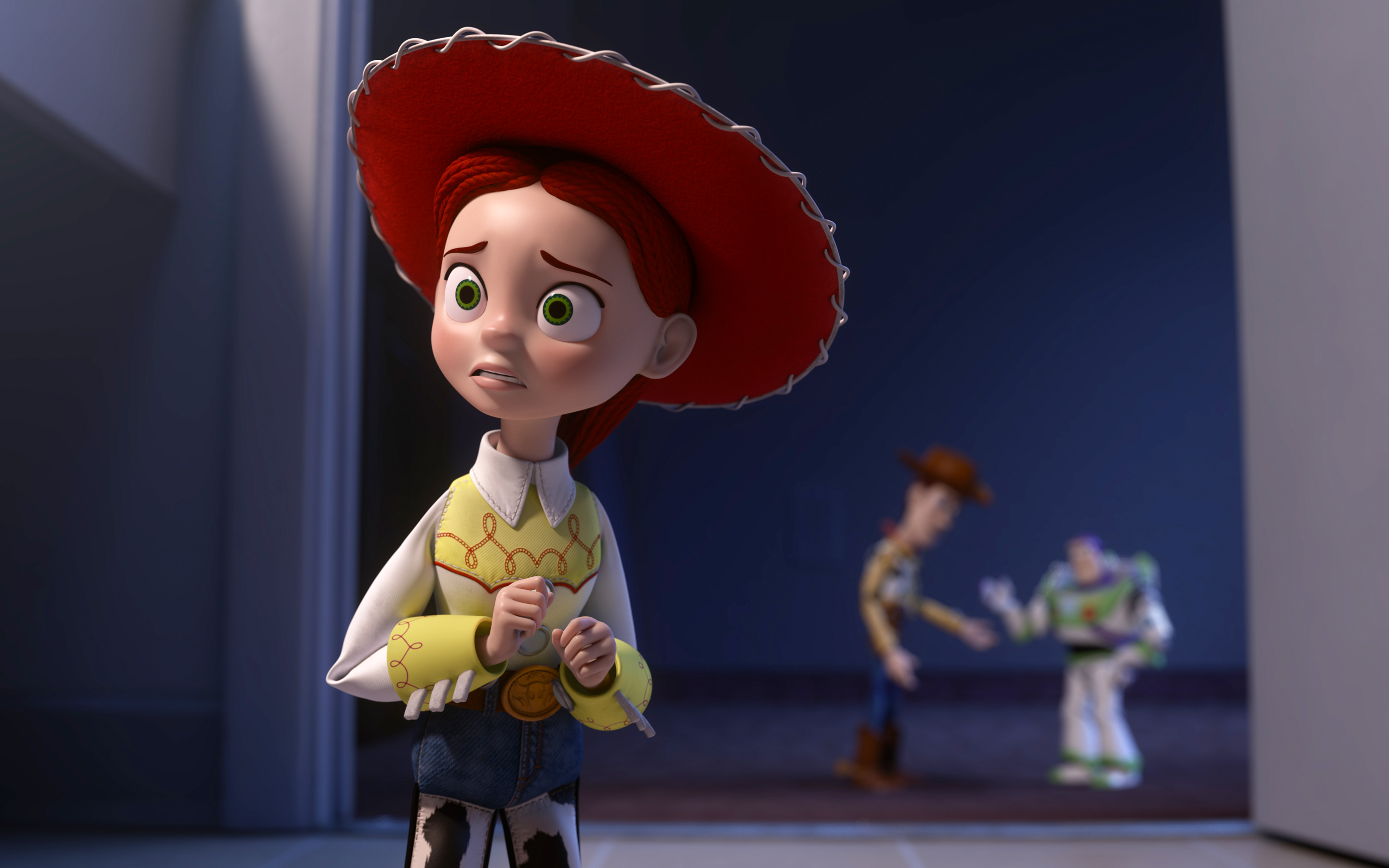 toy story jessie widescreen wallpaper 49243