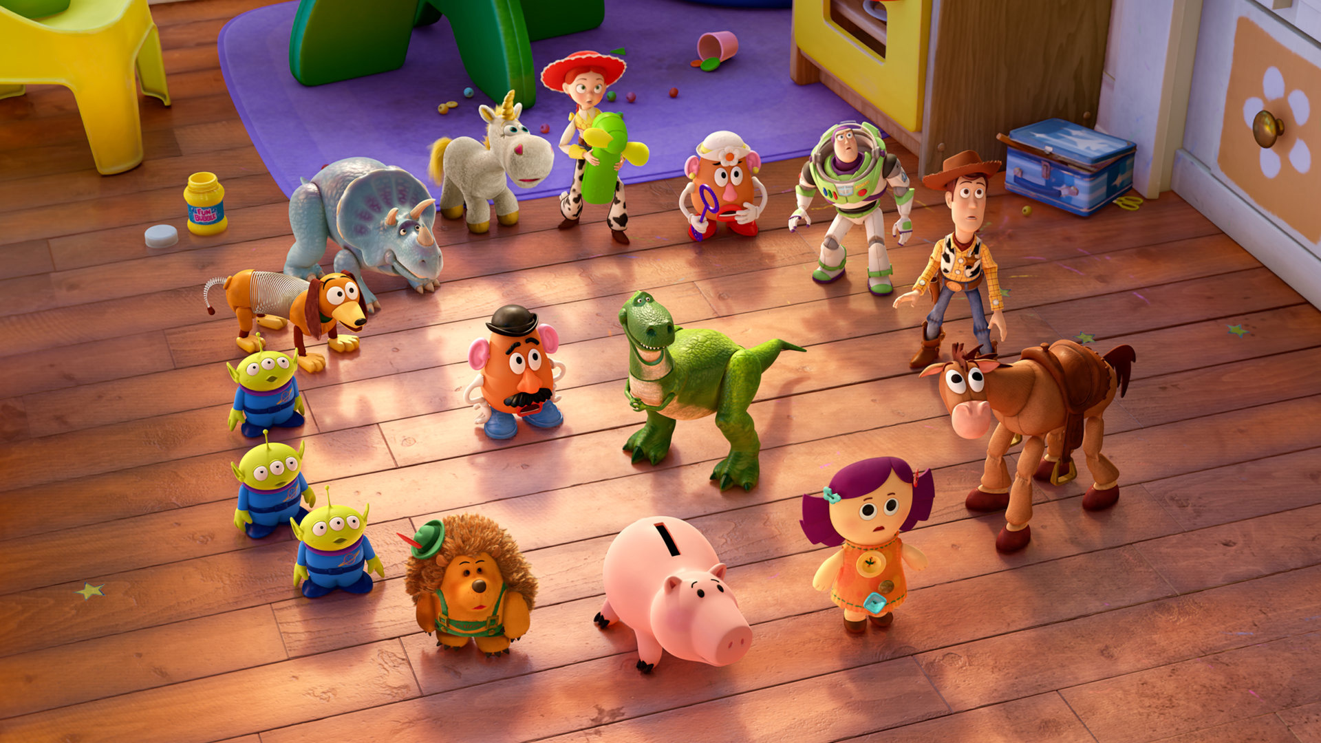 Toy Story Movie Wallpaper HD 49249