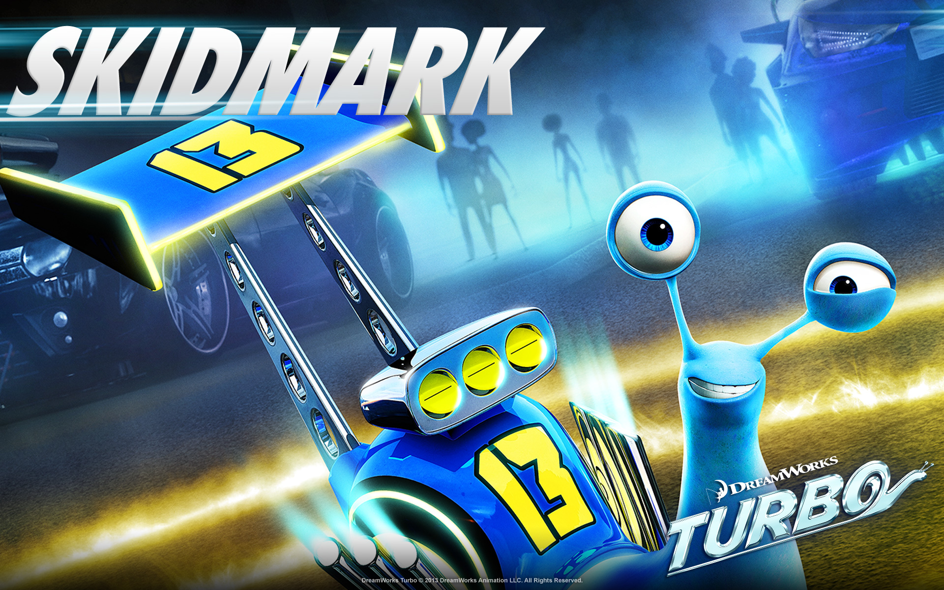 Skidmark the movie