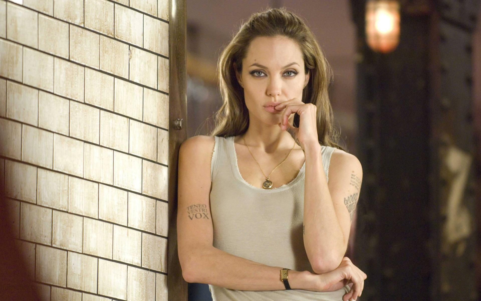 angelina jolie actress wallpaper 50332