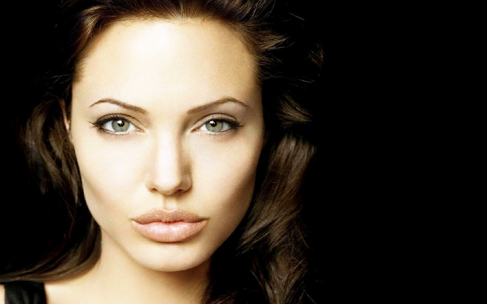 angelina jolie face wallpaper 50329