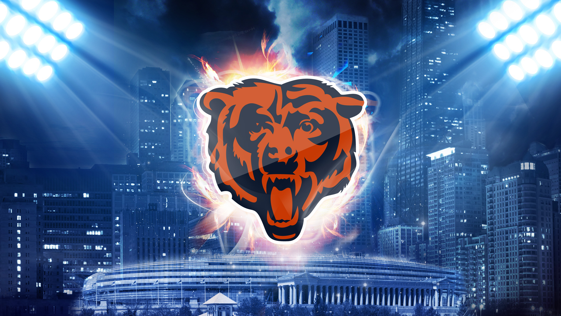 chicago bears desktop wallpaper 52903