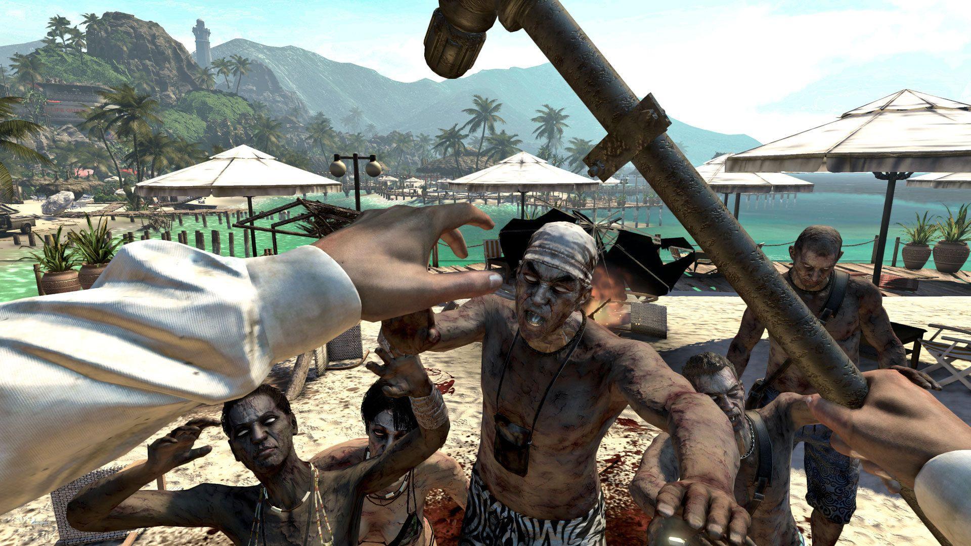 dead island gameplay wallpaper 54156
