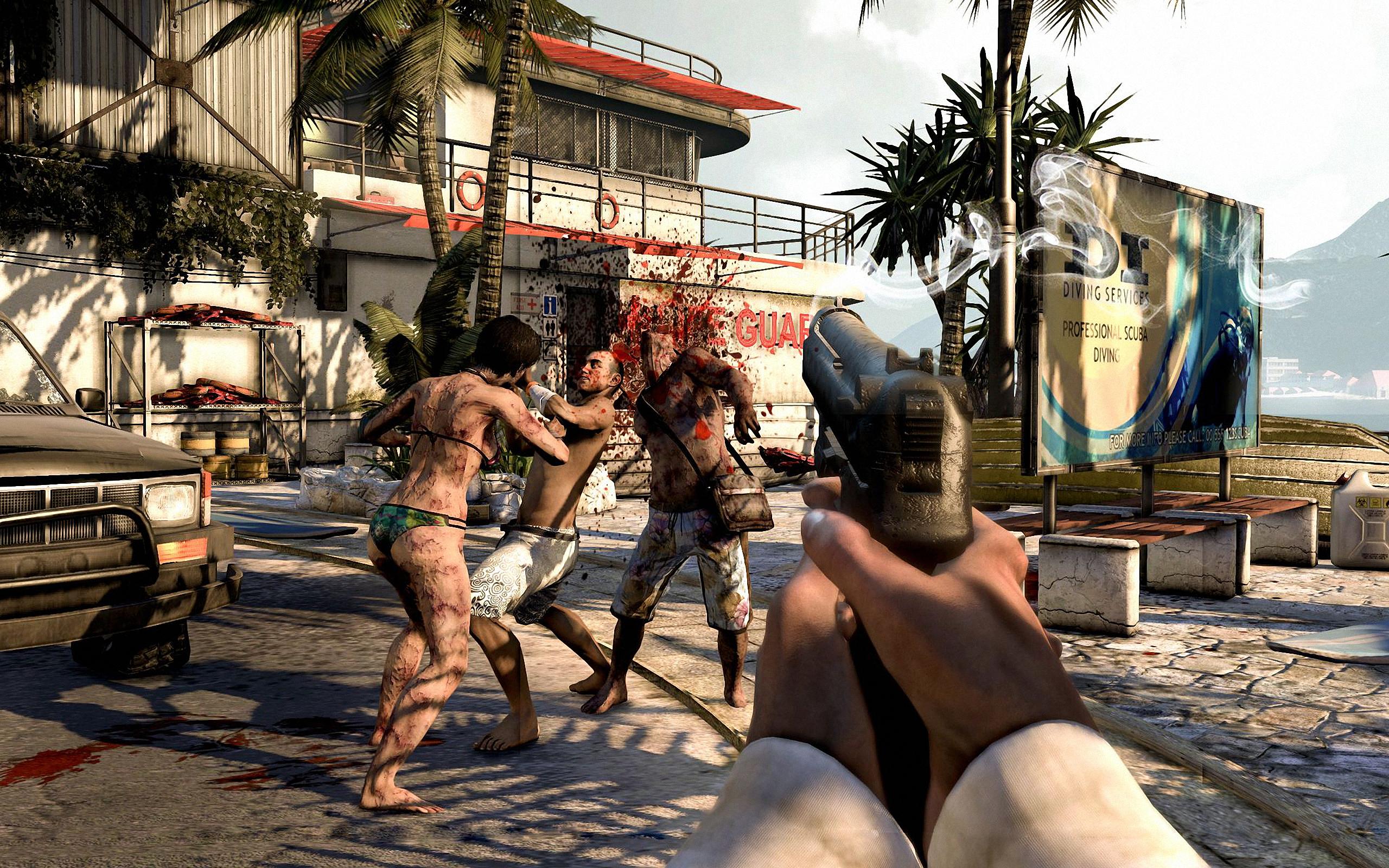 dead island gameplay wallpaper background 54155