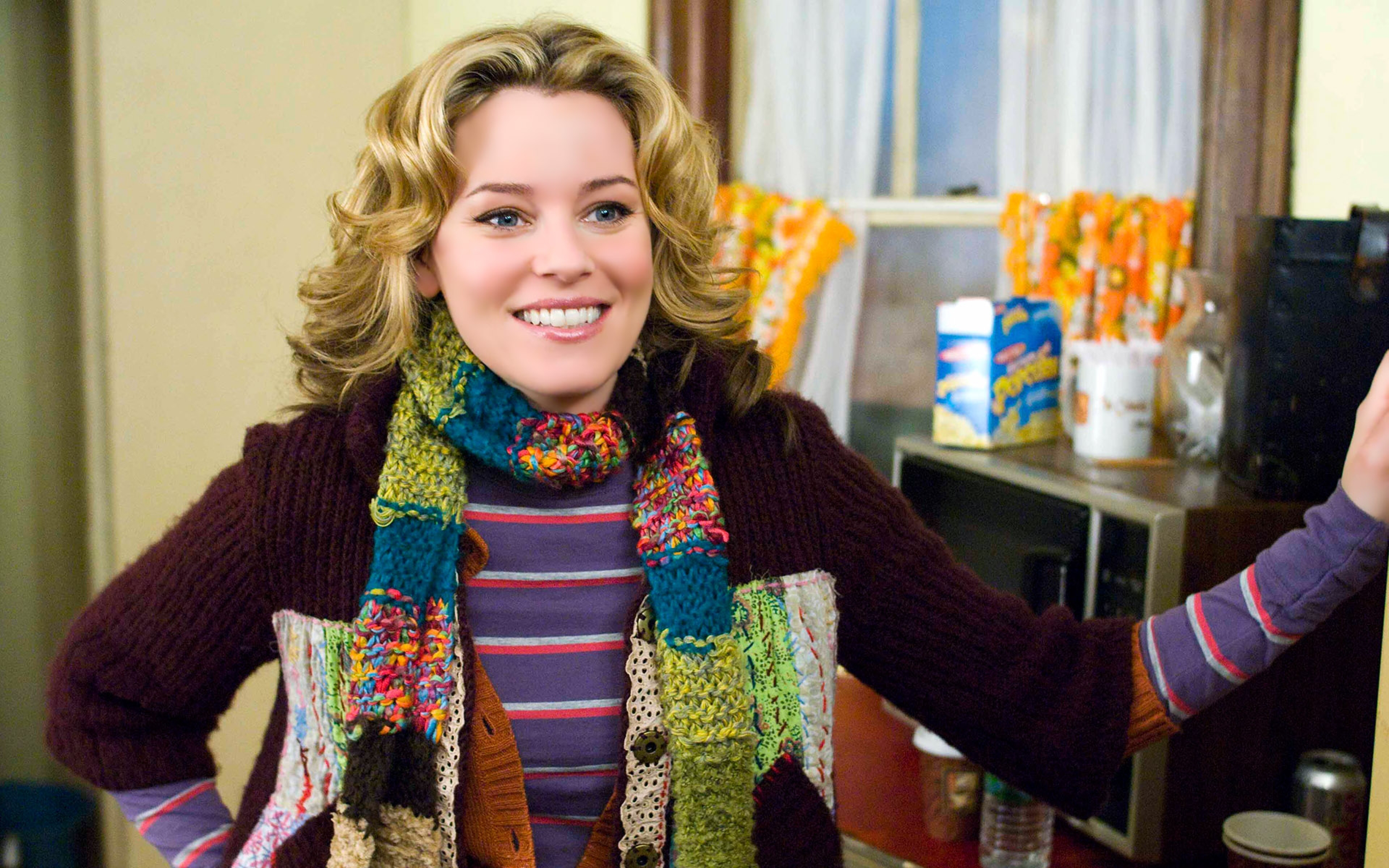 elizabeth banks actress widescreen wallpaper 53600