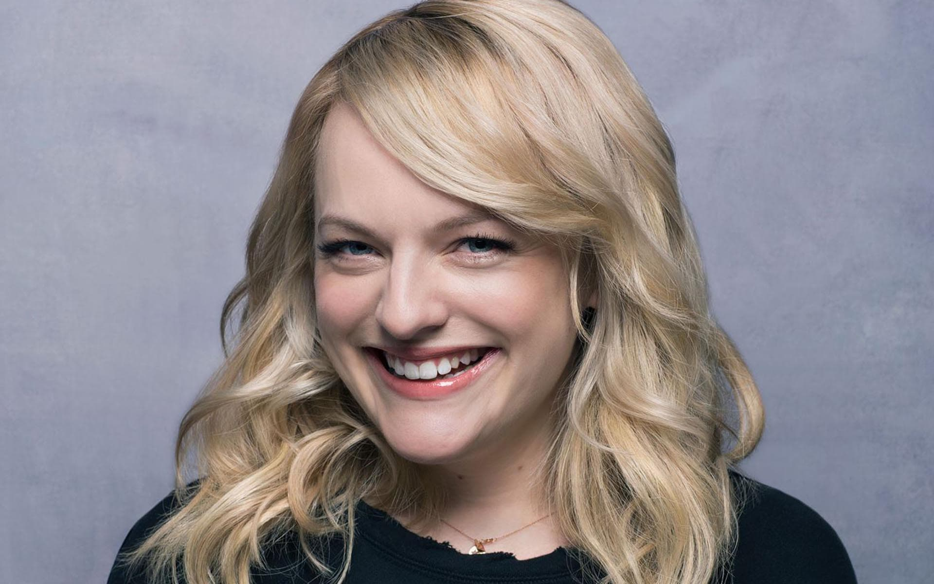 happy elisabeth moss wallpaper 57531