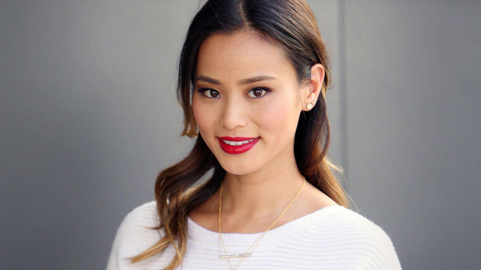 jamie chung makeup wallpaper 53580 1920x1080 px
