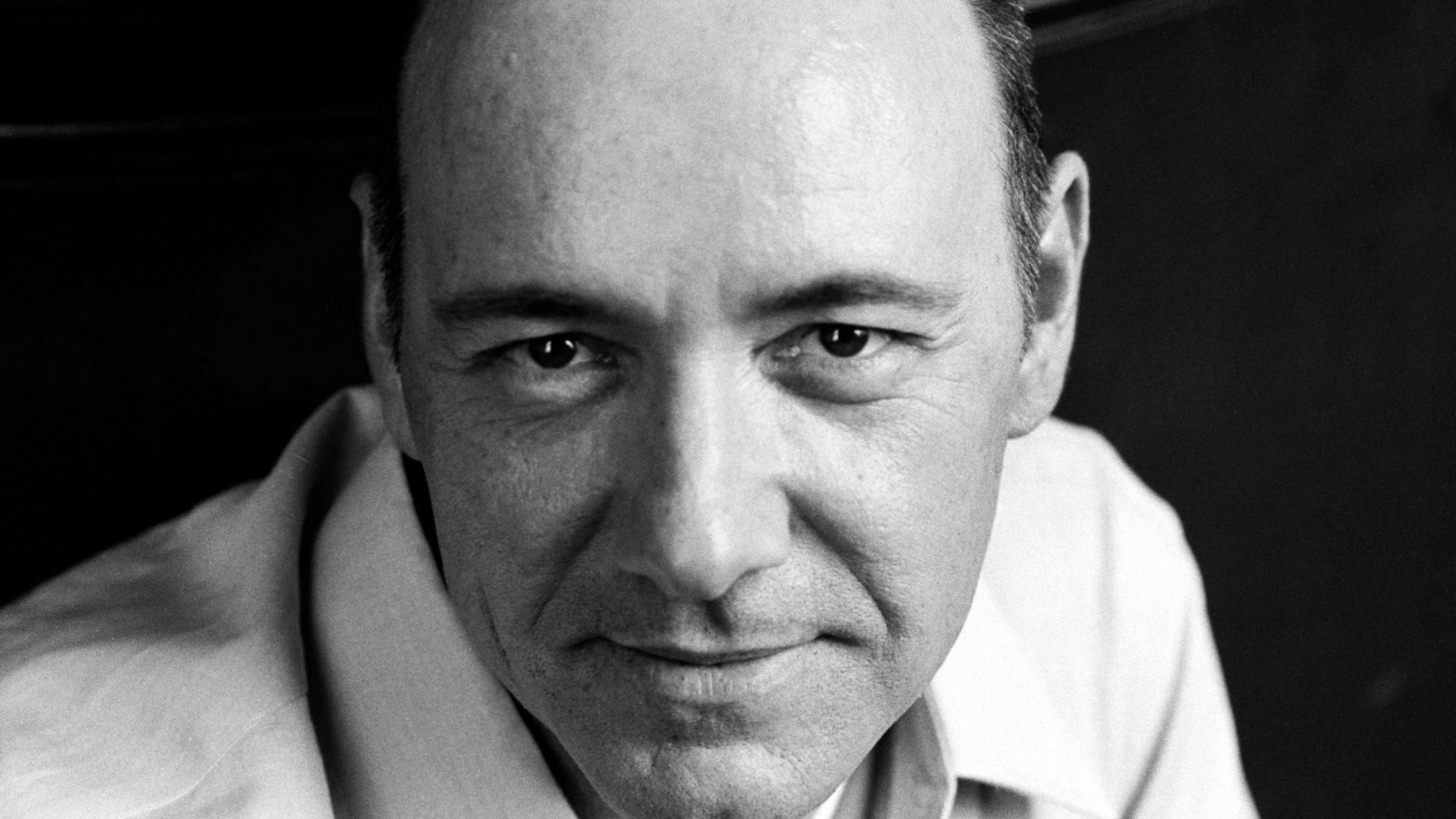 monochrome kevin spacey face wallpaper 57570