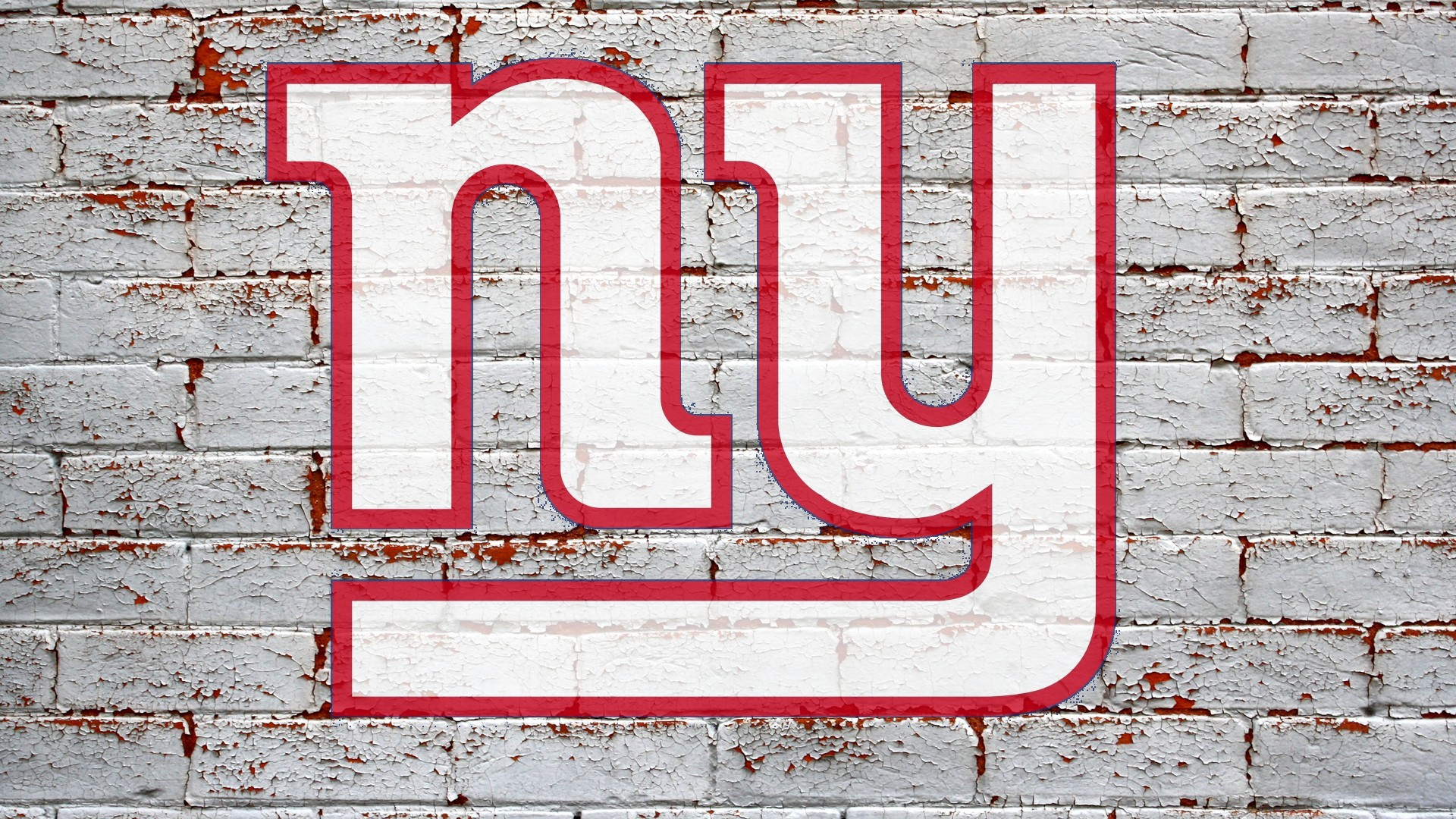 New York Giants Logo Desktop Wallpaper 55989 1920x1080px