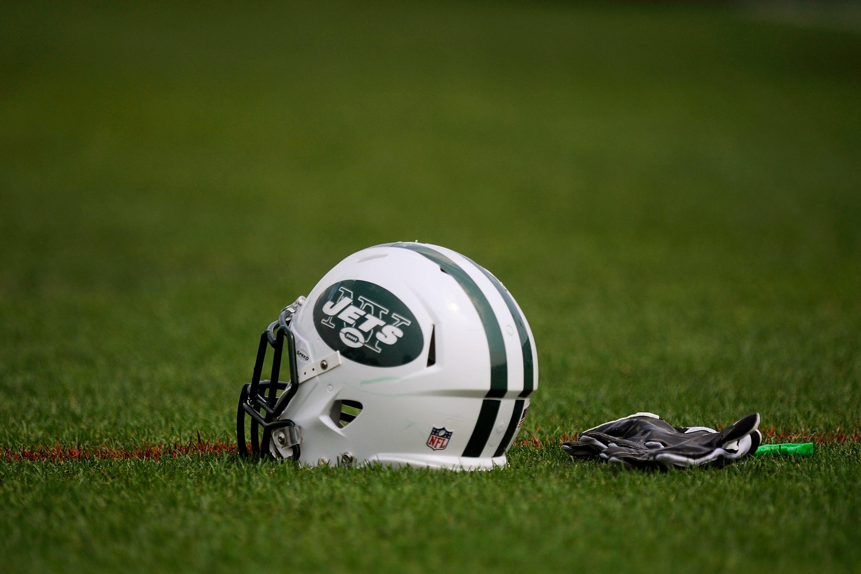 New York Jets Helmet Hd Wide Wallpaper 52911 3000x2000px