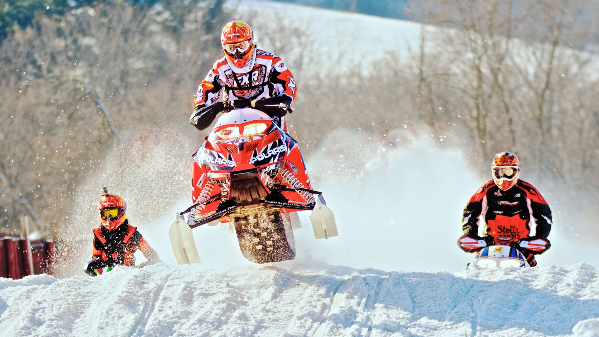 snowmobile contest wallpaper 53634