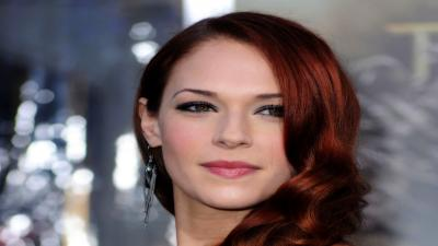Amanda Righetti Face Wallpaper 57293