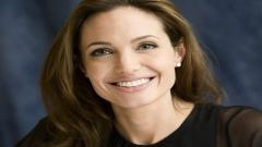 Angelina Jolie Smile Wallpaper 50330