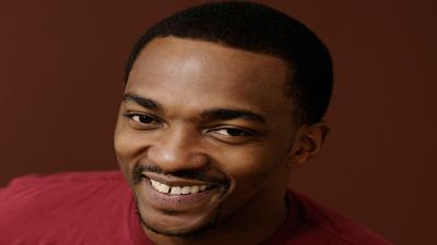 Anthony Mackie Smile Wallpaper 57263