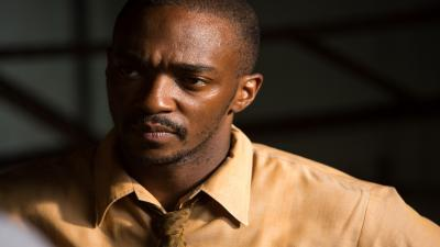 Anthony Mackie Widescreen Wallpaper 57259