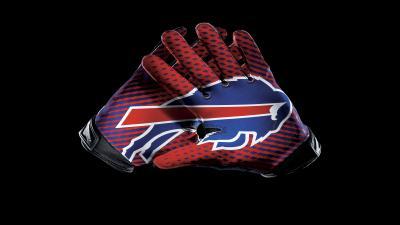 Buffalo Bills Gloves Wallpaper 56007