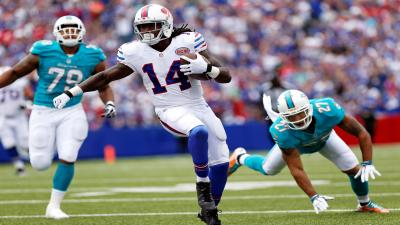 Buffalo Bills Sammy Watkins Widescreen Wallpaper 56006