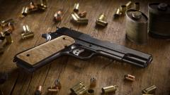 CGI Classic Pistol Wallpaper 49889