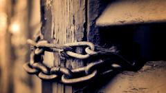 Chain Widescreen Wallpaper 50358