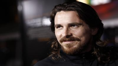 Christian Bale Actor Widescreen Wallpaper 52765