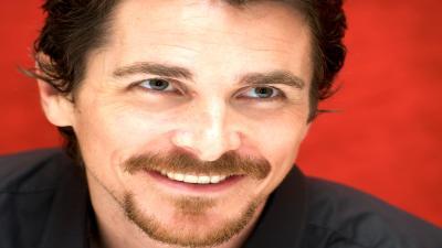 Christian Bale Smile Wallpaper 52759