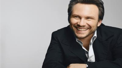 Christian Slater Smile Wallpaper 57347