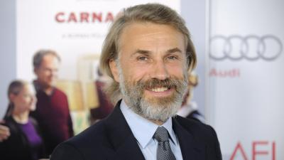 Christoph Waltz Smile Wallpaper 57157