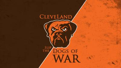 Cleveland Browns Logo Desktop Wallpaper 56013