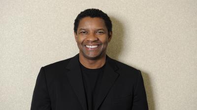 Denzel Washington Smile Widescreen Wallpaper 53565