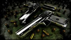 Desert Eagle Pistol Wallpaper 49890