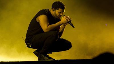 Drake Performing Computer Wallpaper 54562