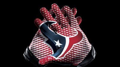 Houston Texans Gloves Widescreen Wallpaper 52918