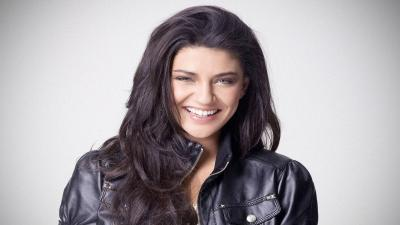 Jessica Szohr Smile Wallpaper 57411