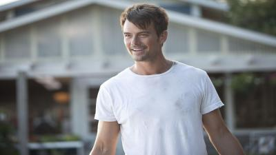 Josh Duhamel Actor Wide Wallpaper 56028