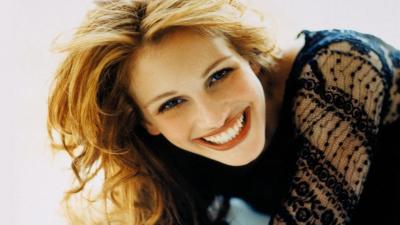 Julia Roberts Smile Wallpaper Background 52542
