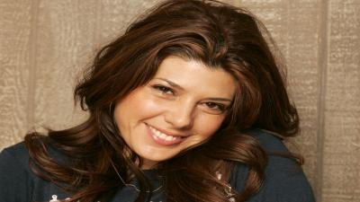 Marisa Tomei Smile Wallpaper 57406