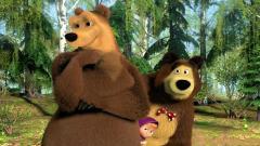 Masha And The Bear Desktop Wallpaper 49903