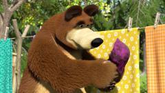 Masha And The Bear Wallpaper 49901
