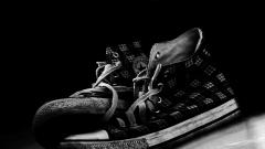 Monochrome Converse Wallpaper 49240