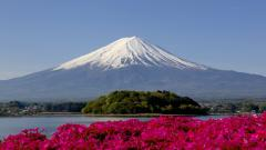 Mt Fuji Japan Desktop Wallpaper 51294