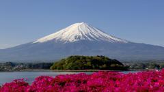 Mt Fuji Japan Desktop Wallpaper 51294