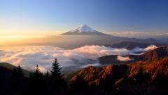Mt Fuji Widescreen HD Wallpaper 51288