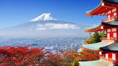 Mt Fuji Widescreen Wallpaper 51291