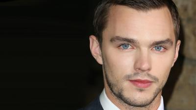 Nicholas Hoult Face Wallpaper 55787