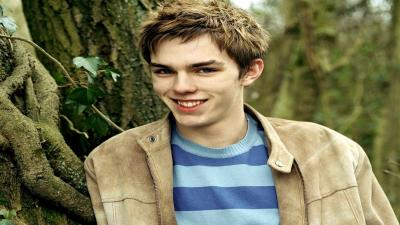 Nicholas Hoult Smile Wallpaper 55796